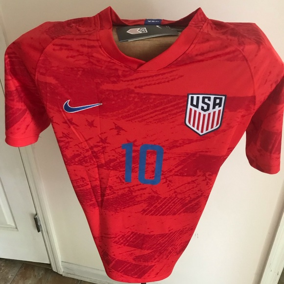 separation shoes a2031 669b4 USMNT PULISIC JERSEY US MEDIUM NWT